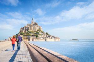 Le Mont St Michel et son Abbaye
